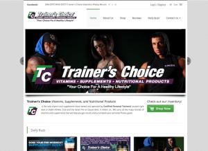 TrainersChoiceStores.com